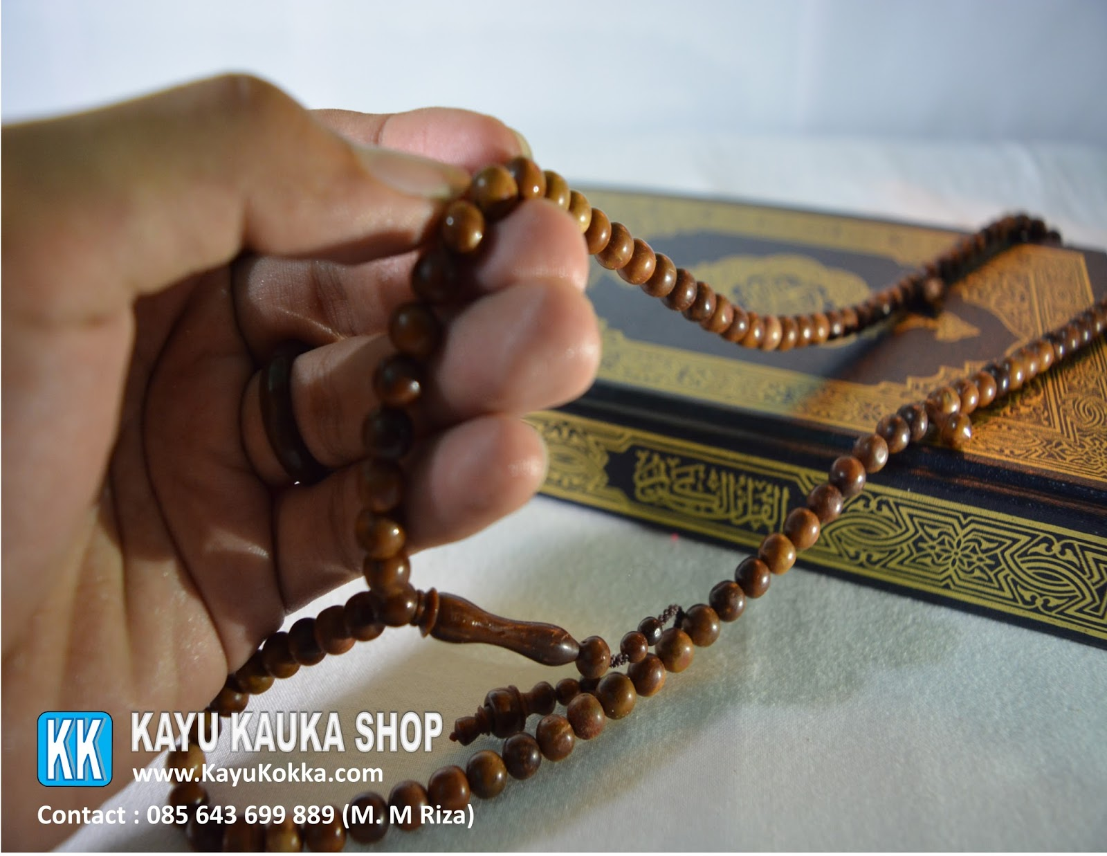 Tasbih Kayu Kokka Asli Turki 99 Rp 450000 Gelang Original Koka Kaukah Kauka Kaoka Warna Hitam Tasbih2bkokka2basli