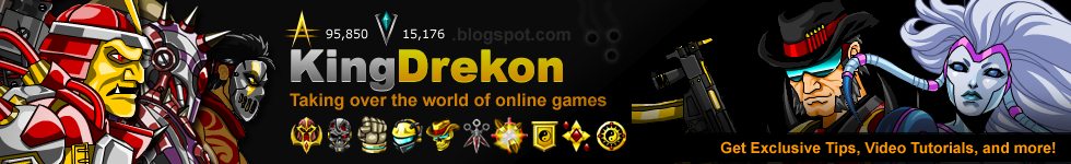 King Drekon's Blog