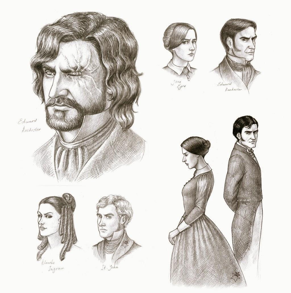 Kayla on Jane Eyre: Chapters 23-28