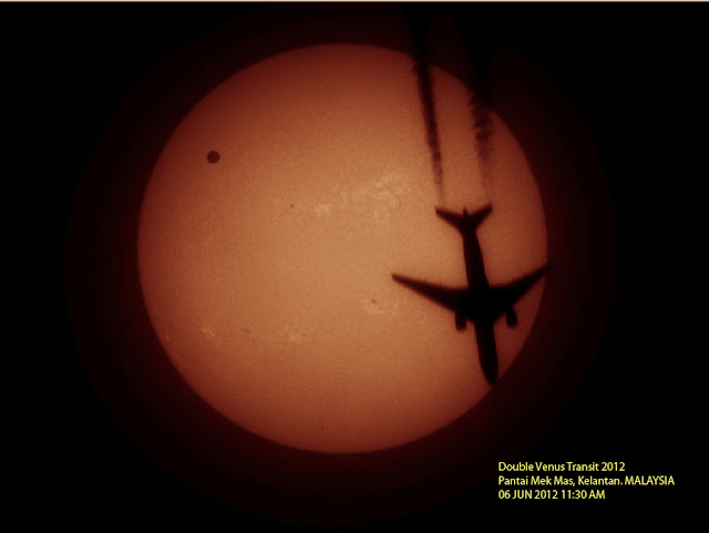 transit,venus