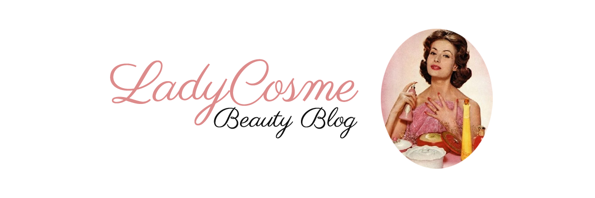 LadyCosme Beauty Blog