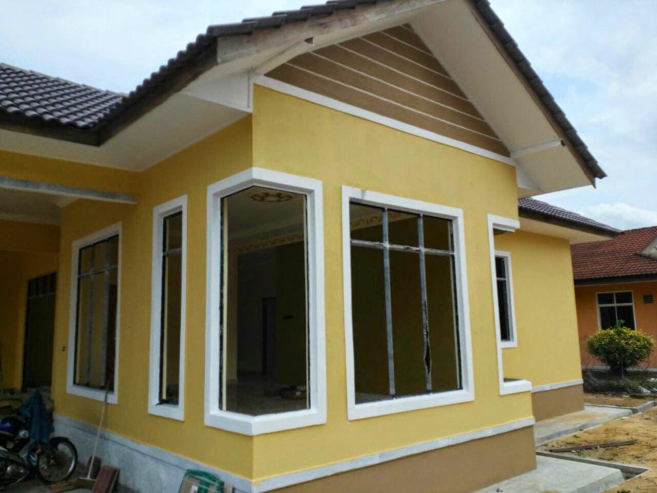 pemaju perumahan reka bina photo rumah siap rumah contoh