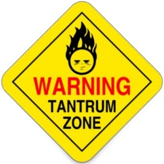 Tanrum Zone sticker