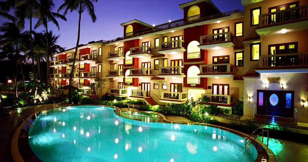 Goa hotel packages a comfortable stay as per your pocket for Luxury hotel packages