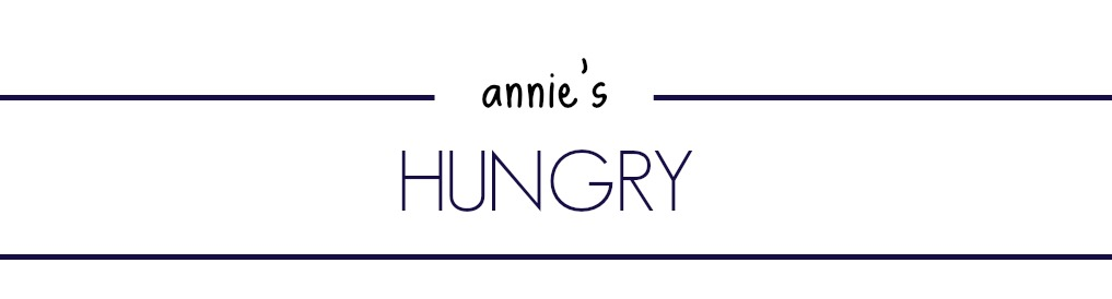 Annie's Hungry