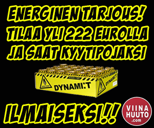 Viinahuuto.com Tarjous!