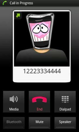 تطبيق Voice changer calling
