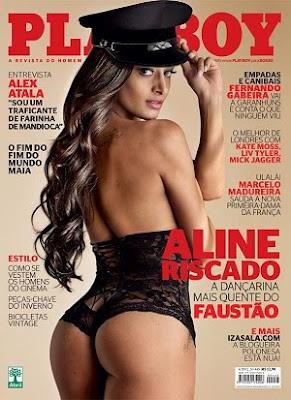 Playboy Aline Riscado Junho Vers O Plet Ssima