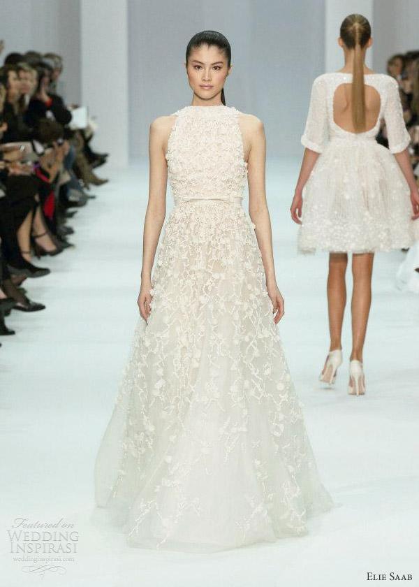 Nuru the light elie saab bridal couture for Elie saab 2012 wedding dresses