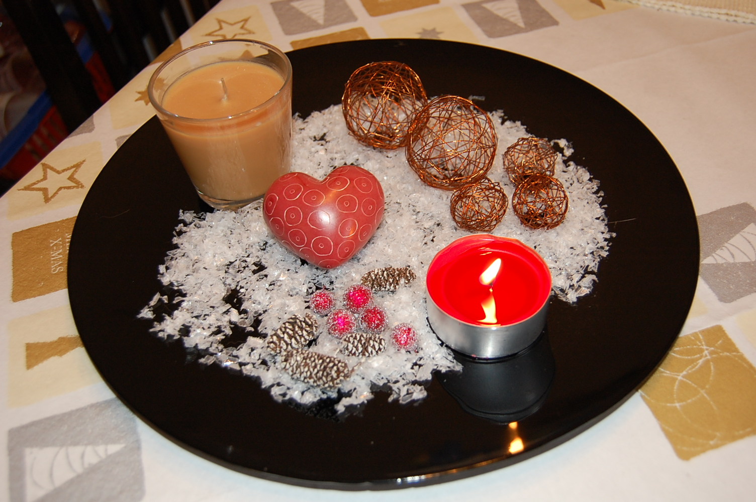 Lina\'s Fairy Tale: Advents-Bloggerserie: 2. Advent Weihnachtsdeko