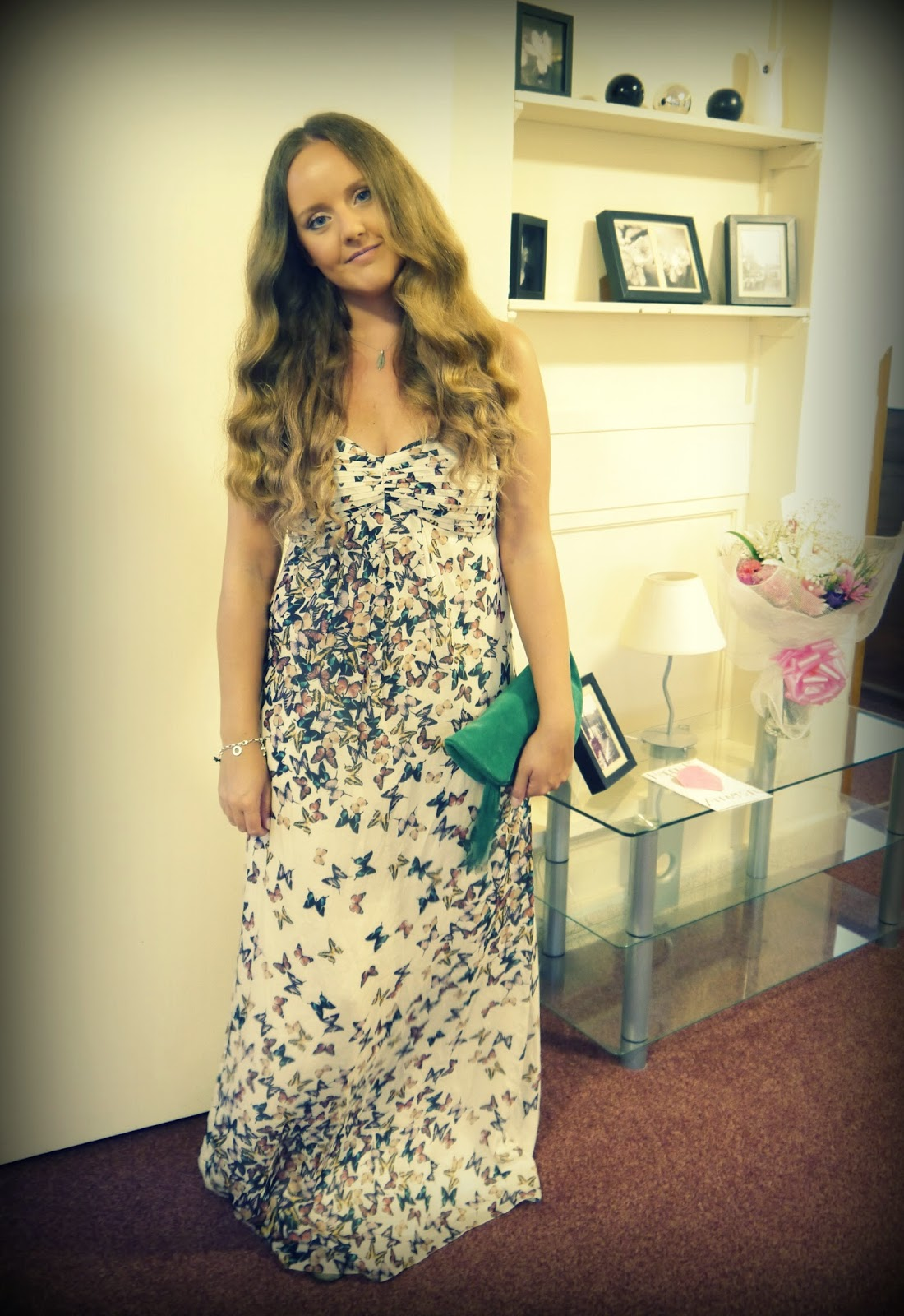 photo of ted baker butterfly maxi and ark bag