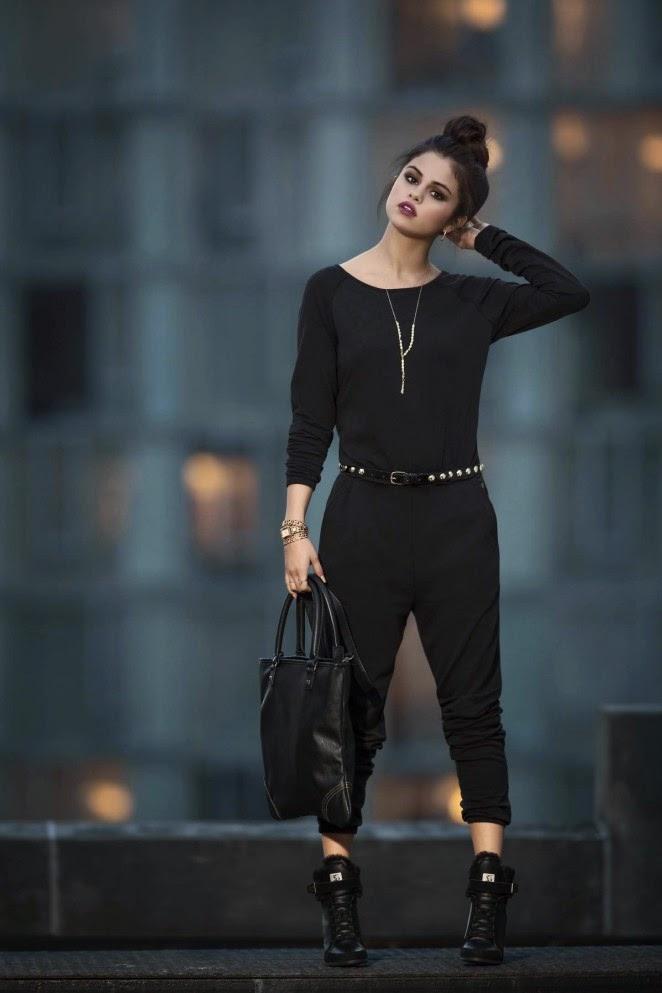Thefashionisers Selena Gomez Adidas Neo Photoshoot 2014