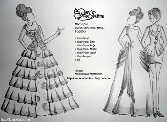 desainer baju wanita klaten