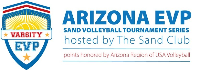 Arizona Varsity EVP Junior Club Sand Volleyball