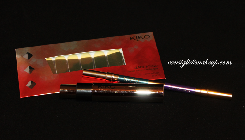 kiko haute punk swatches