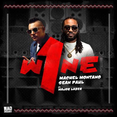 Machel Montano & Sean Paul - One Wine (feat. Major Lazer) - Single Cover