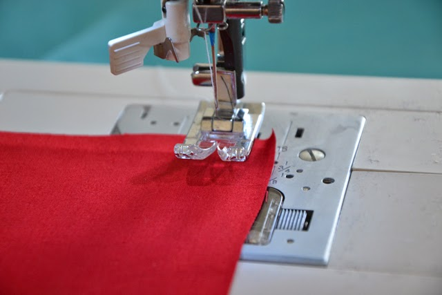 Sewing School//Have a go at Sewing