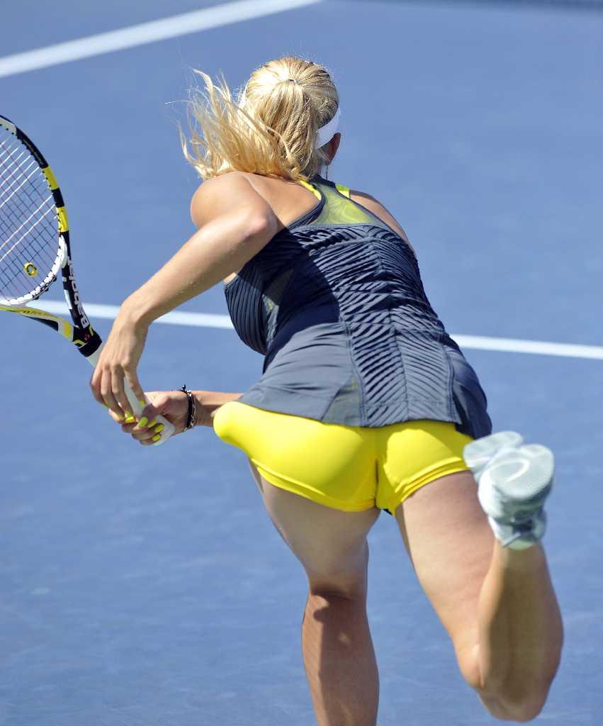 Caroline Wozniacki Ass 97