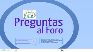 Iniciamos foro de debate virtual: Pedagogía en DEL