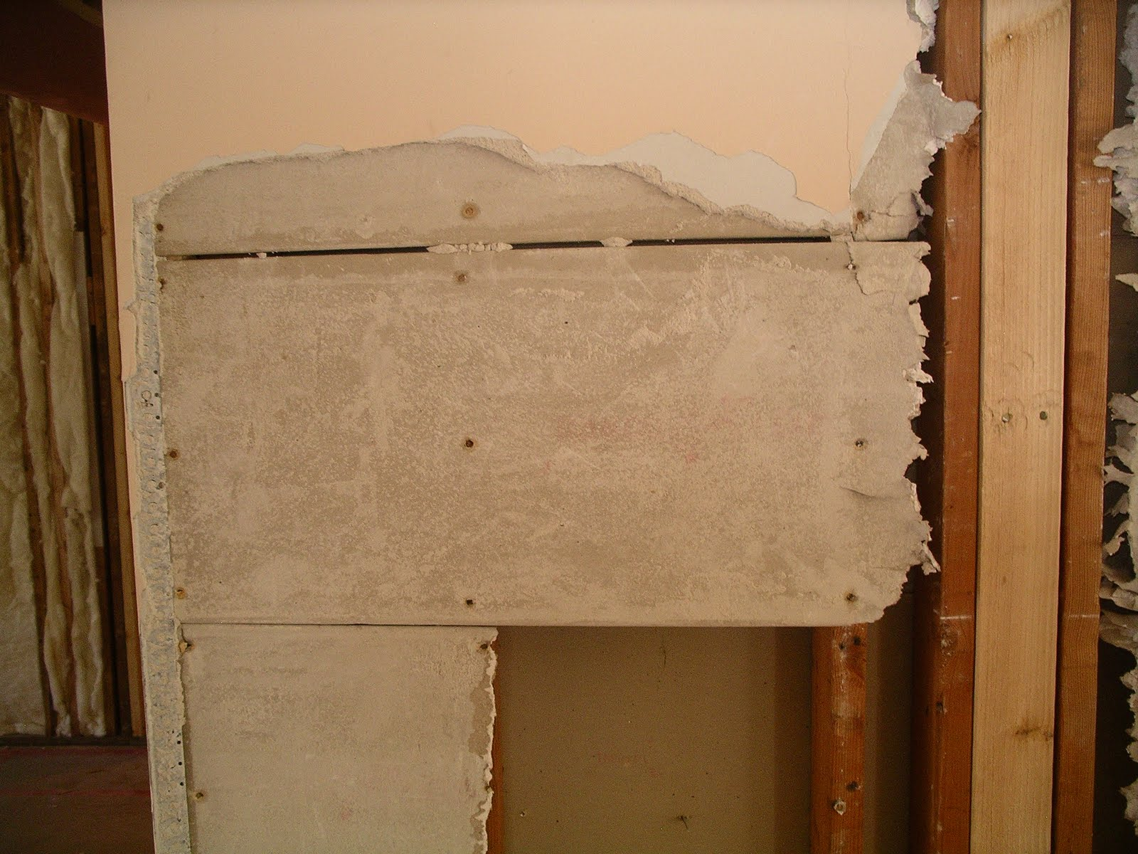 Asbestos Drywall Board ~ Home remodeling step by july