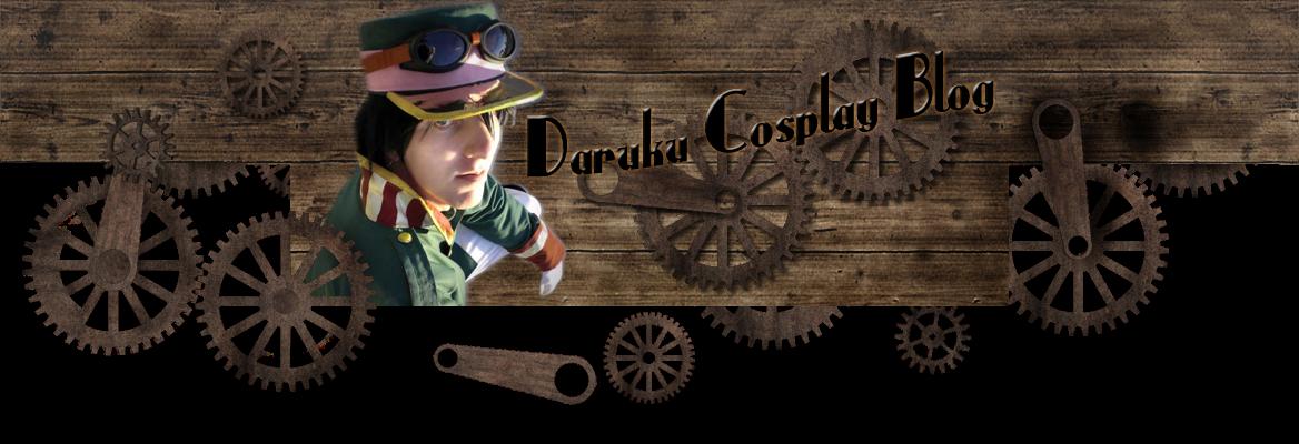 Daruku Cosplay Blog