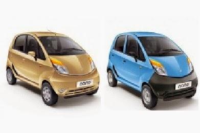 سيارة تاتا نانو - أرخص سيارة فى السعودية 2014 -Tata Nano