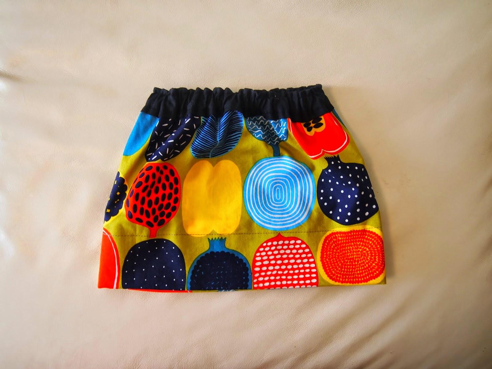 marimakkoスカート