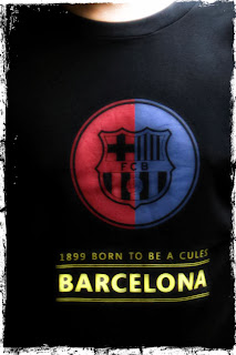 kaos barca born to be cules murah