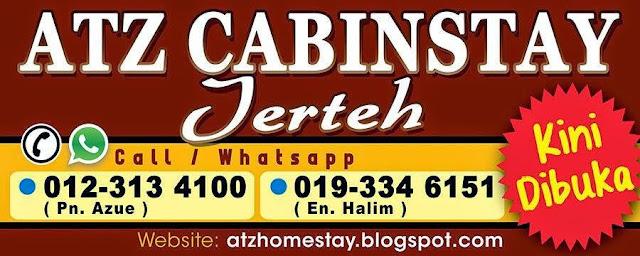 ATZ CABINSTAY JERTEH