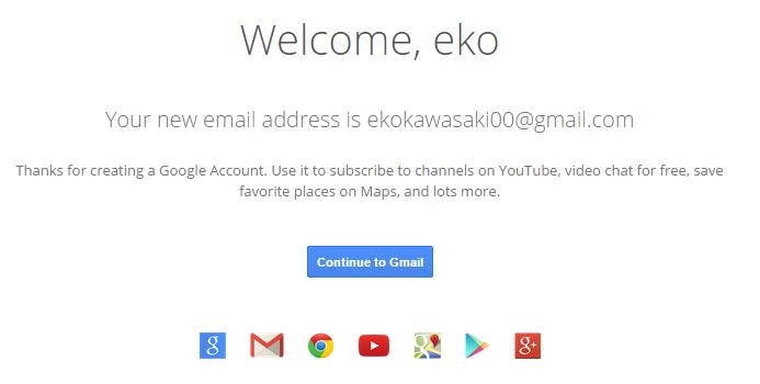 Cara Membuat Akun Gmail Dengan Mudah Dan Cepat | 2015