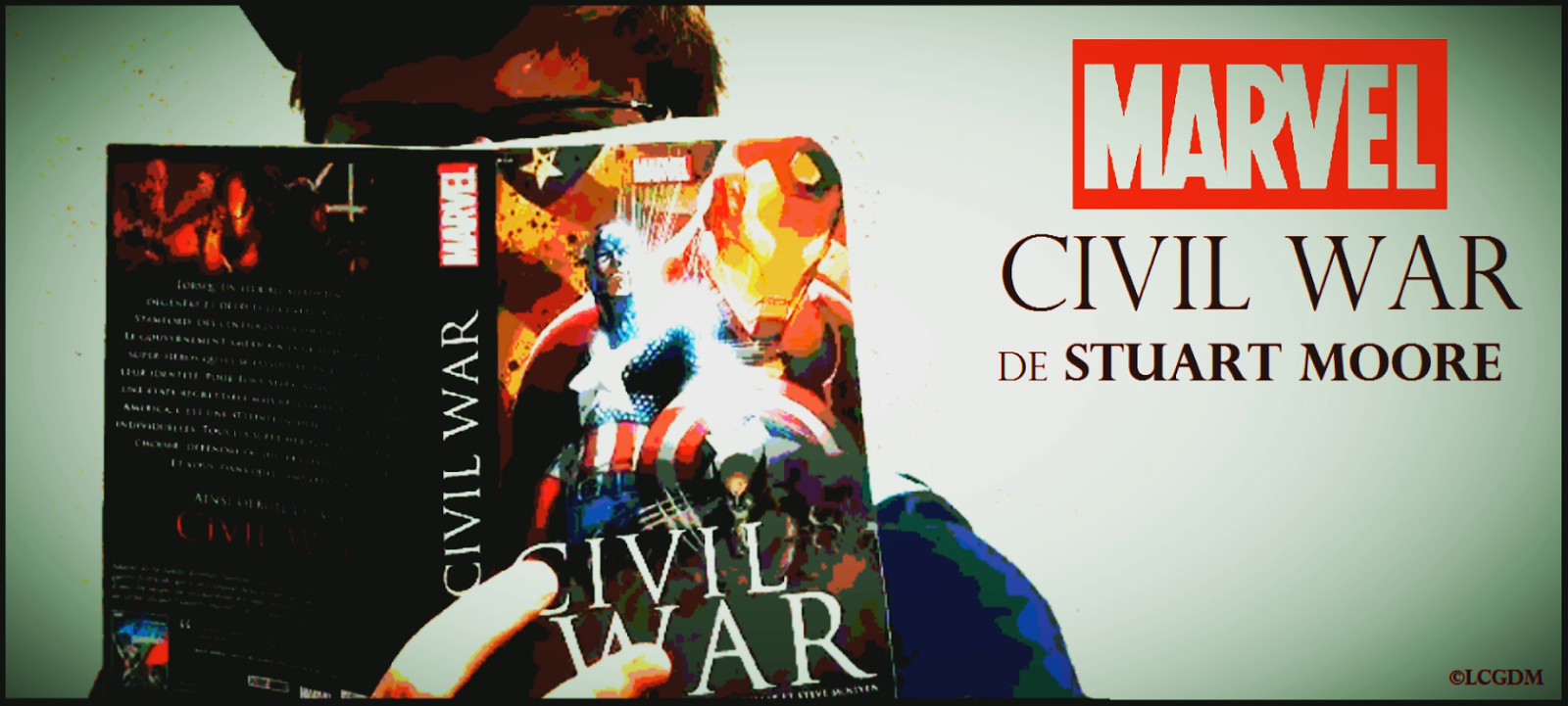 Marvel's Civil War (roman)