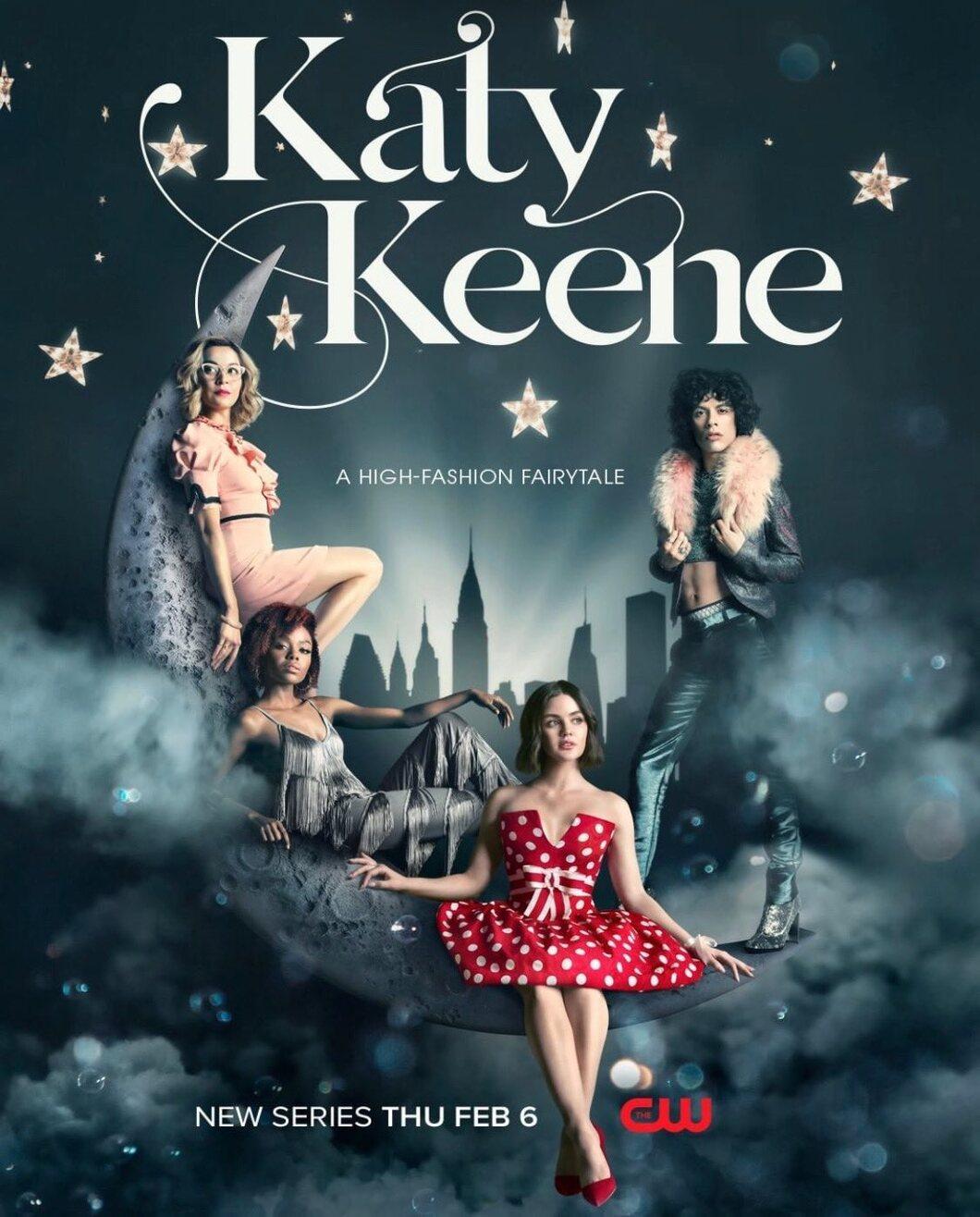 """KATY KEENE"""