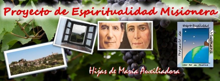 Proyecto de Espiritualidad Misionera