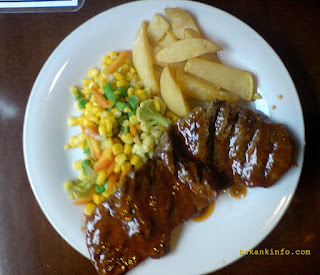 Bumbu Steak Tenderloin