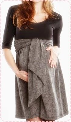 baju hamil kerja modern