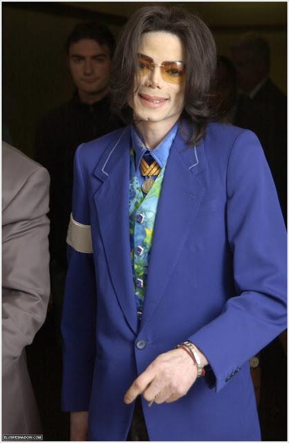 Fotos De Michael Jackson Nos Anos Mais Recentes, Entre 2003 E 2009