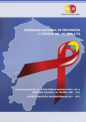 Actualización del Plan Estratégico Multisectorial del Ecuador a la Respuesta del VIH