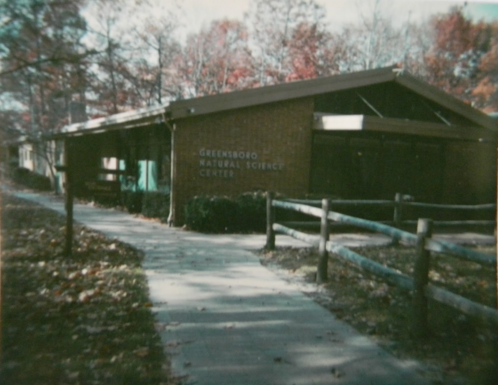 Natural Science Center Greensboro Volunteer