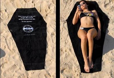 birkin handbags prices - Unusual and Creative Beach Towels ~ Fascinating Engineering