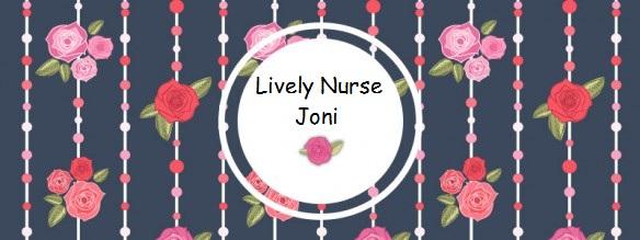 Lively Nurse Joni