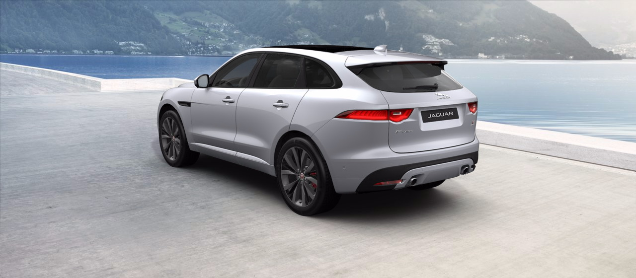 New 2017 Jaguar F Pace From 40990 In The US