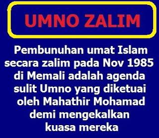 Umno Khianati Islam