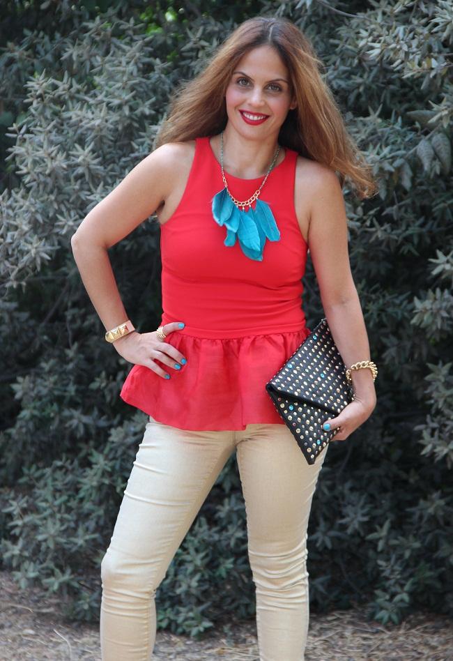 בלוג אופנה Vered'Style פפלום