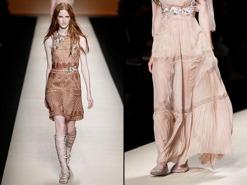 Runway Favorite: Alberta Ferretti Spring/Summer 2015 || Milan Fashion Week || Allegory of Vanity
