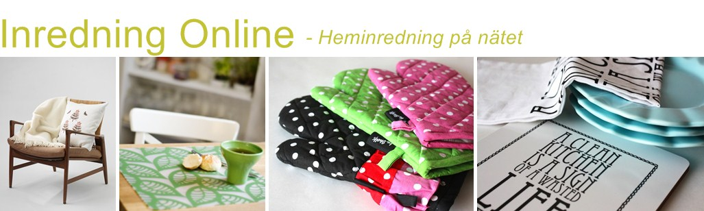 Inredning online - Heminredning p ntet