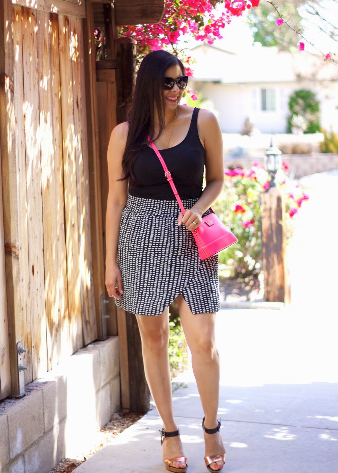 CAbi reversible skirt, CAbi blogger, CAbi clothing, how to wear a CAbi skirt, cabi how to