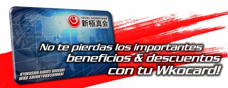 TARJETA OFICIAL DE MEMBRESÍA