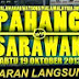 Keputusan Pahang vs Sarawak Piala Malaysia Separuh Akhir 1