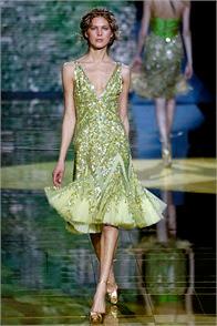 robe de soirée festival gala tapis rouge les plus belles robes elie saab robes vertes