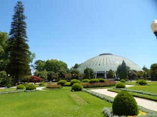 Jardim Palacio de Cristal, Porto, Portugal
